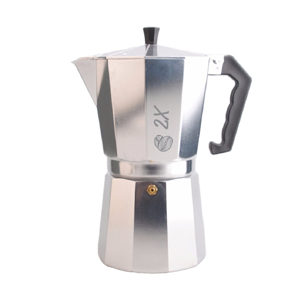 The Ultimate Moka Pot Brewing Guide | By 2X Espresso