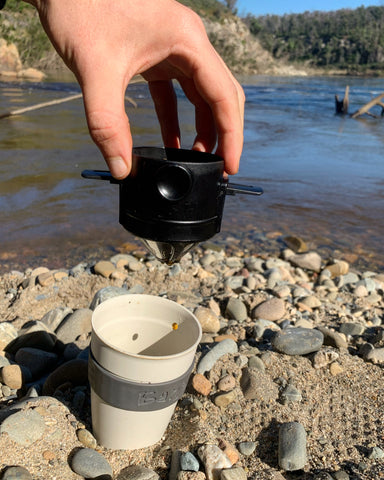pour over coffee filter dripper