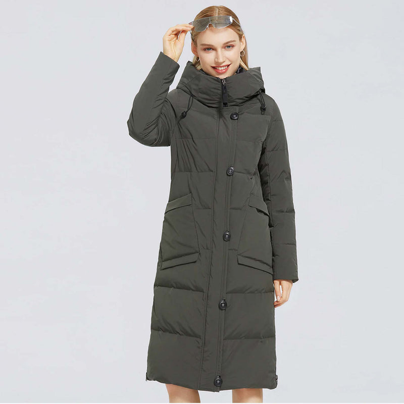 Alaska Windproof Hooded Parka Jacket - i.cluie.com