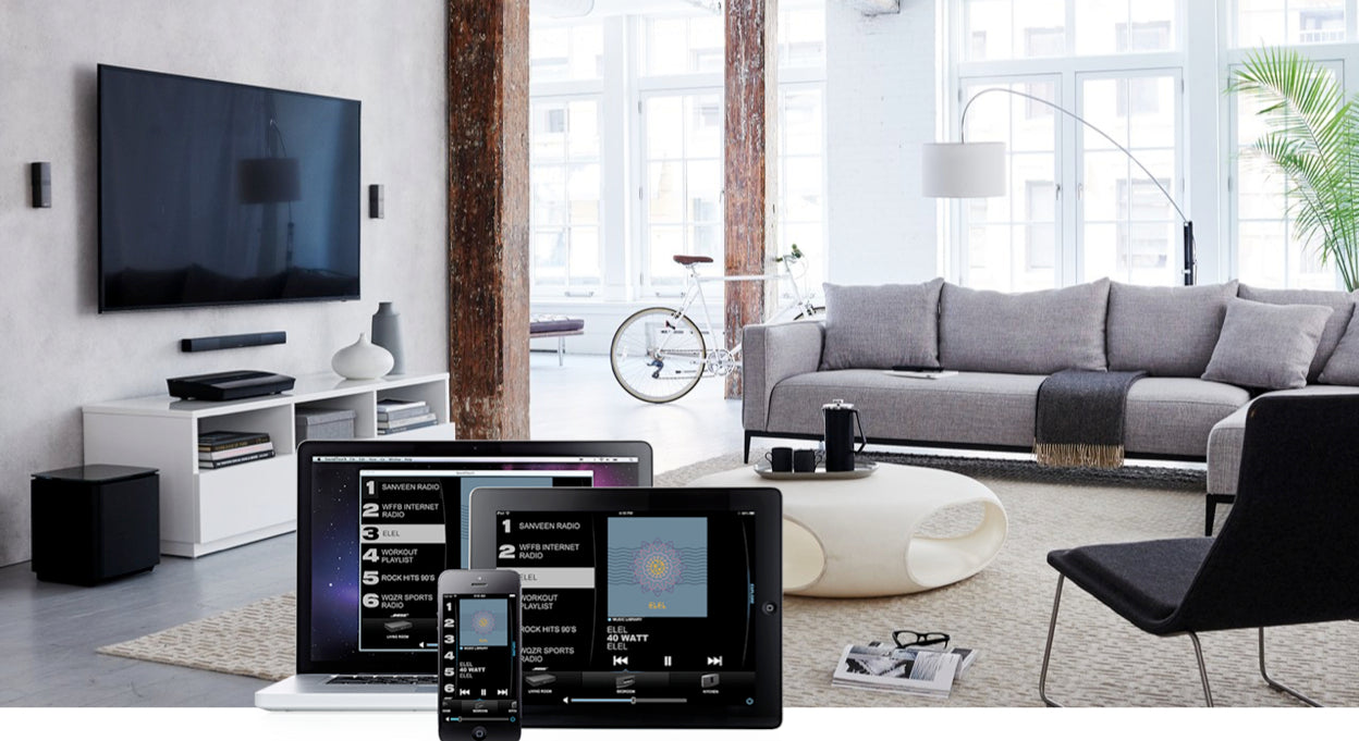 Bose For Your Home Quantum Audio And Visual Lifestyle
