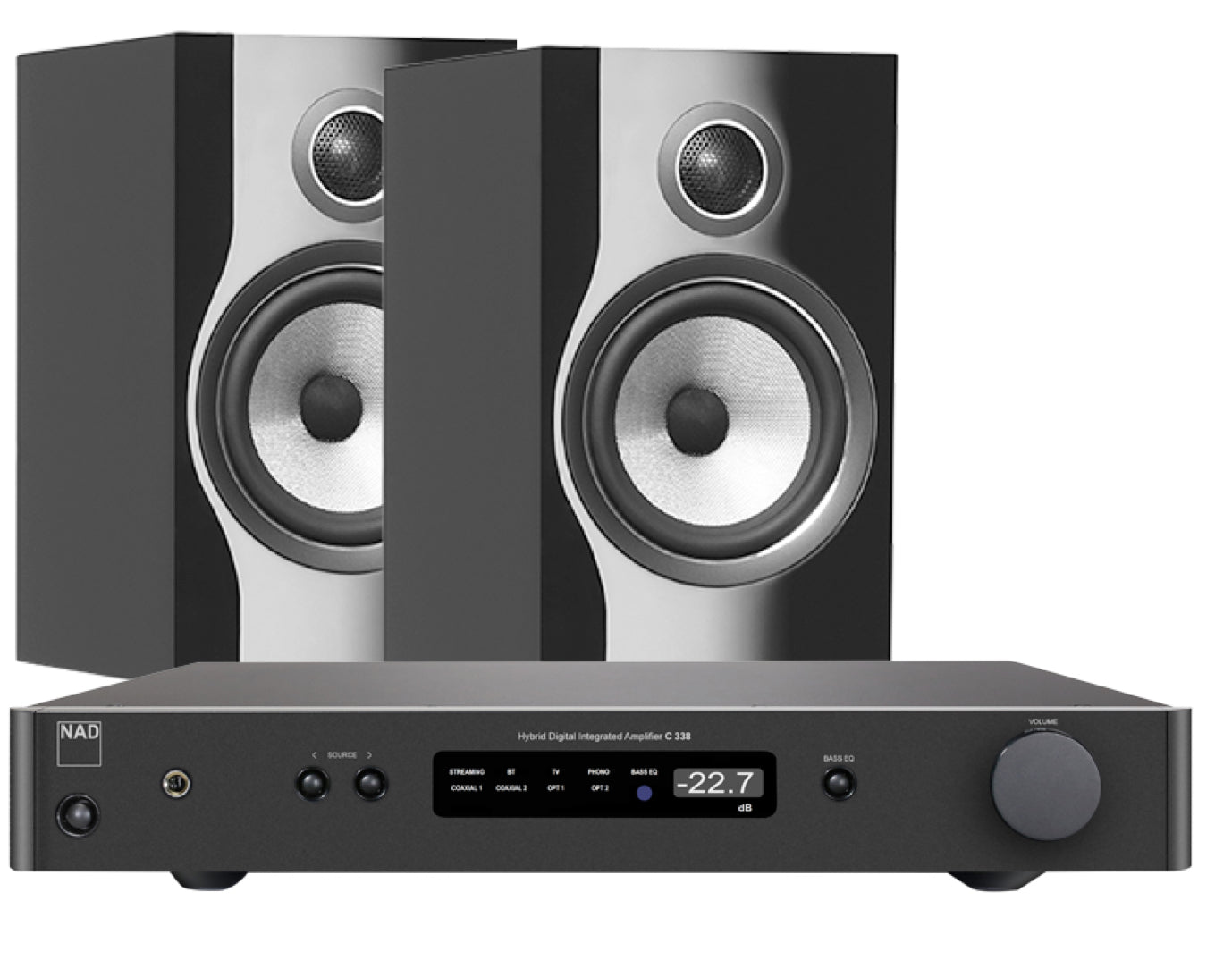 Beste NAD Affordable Hifi Amplifiers | Quantum Audio and Visual Lifestyle PT-32