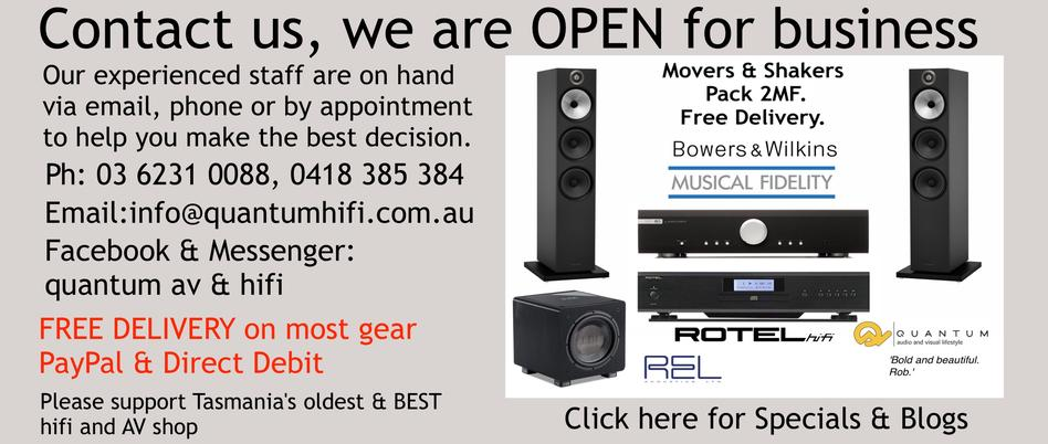 Click for Bowers & Wilkins page