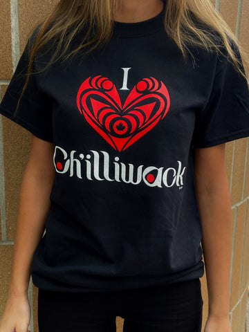 I heart Chilliwack t-shirt