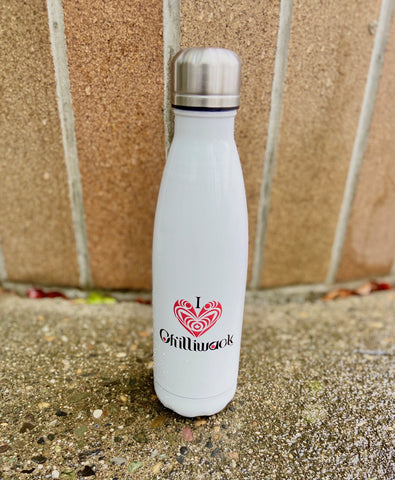 I heart Chilliwack Water Bottle
