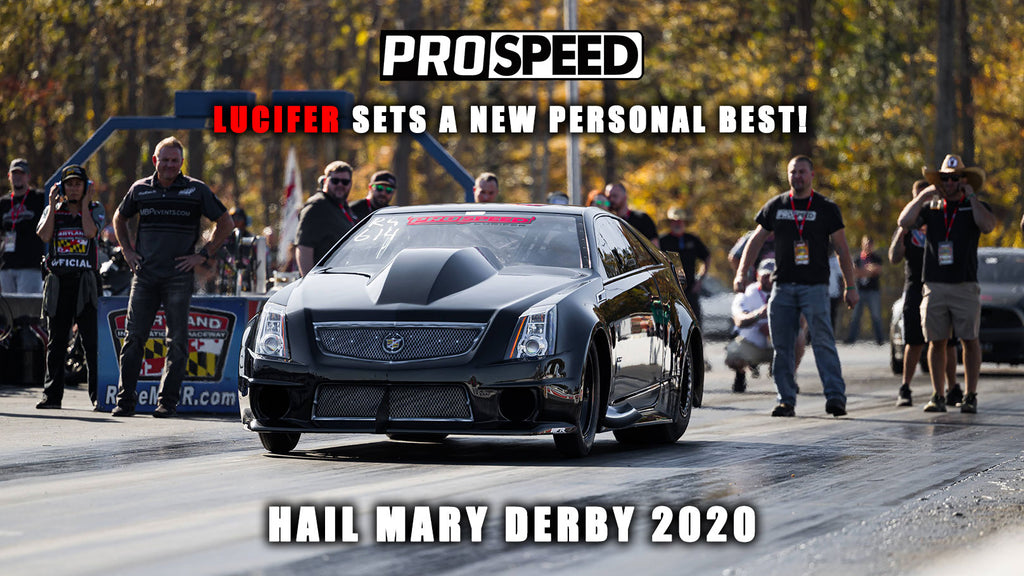 Lucifer Runs Personal Best at Hail Mary Derby 2020