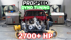 Making 2700+ HP on Marcus's Camaro! | Prospeed Dyno Tuning