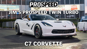 Jim's Prospeed Twin Turbo C7 Corvette