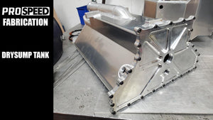 Prospeed Drysump! Fabrication and Manufacturing