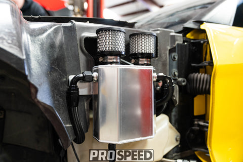 PROSPEED C6 Corvette Catch Can System