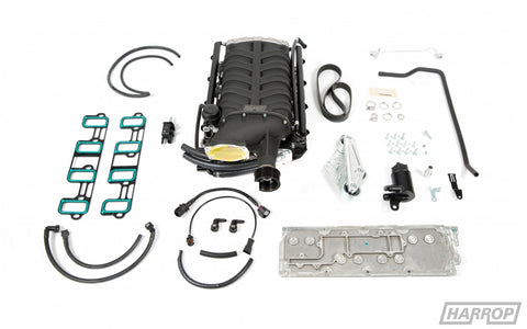 HARROP SUPERCHARGER KIT | ZL1 5TH Gen Camaro