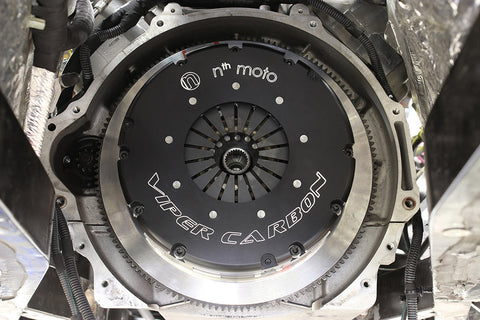 Nth Moto Triple Carbon Billet Clutch for Gen 5 Dodge Viper