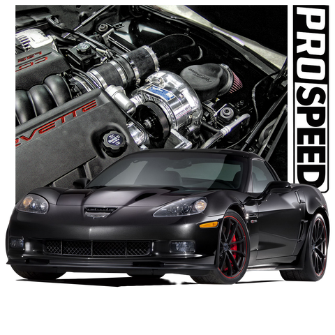 Corvette Procharger Kit - Supercharger : 2008-2013 C6 & Grand Sport LS3