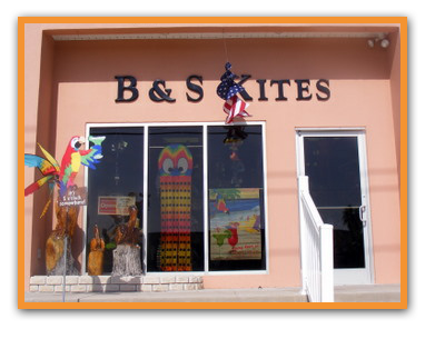 B & S Kites South Padre Island
