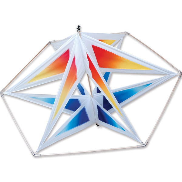 Astro Star Kite - Gradient