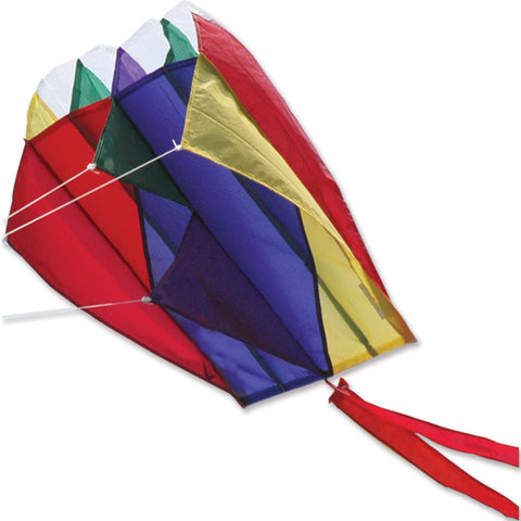 Parafoil 2 Kite - Rainbow