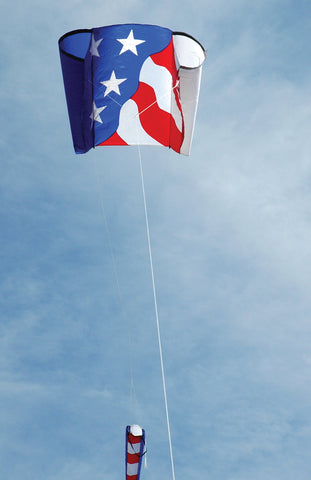Power Sled 14 Kite - Patriotic