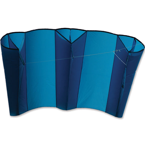Mega Power Sled 81 Kite - Aqua