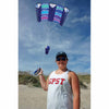 Large Power Sled 24 Kite - Cool Flex