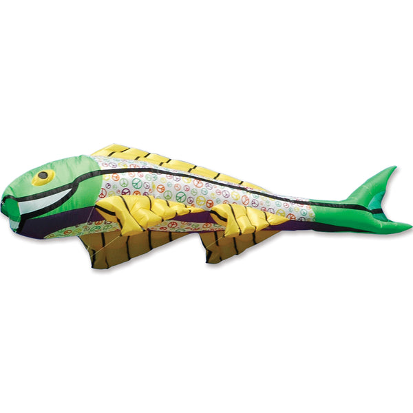 Giant Flying Fish Kite - Peace