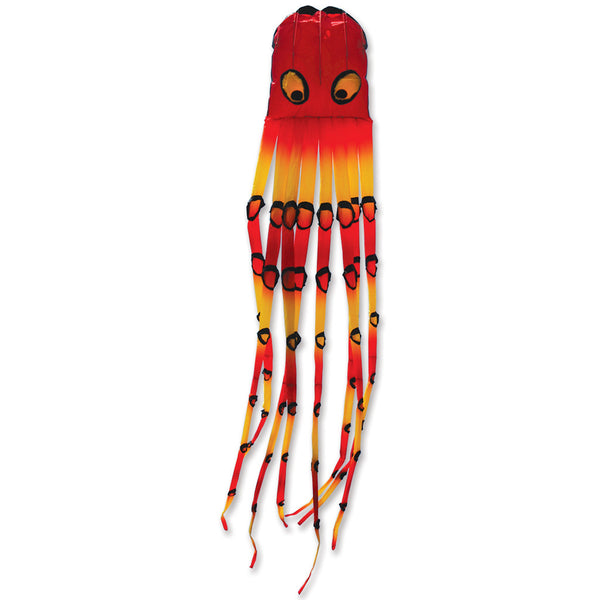 Octopus Kite - Warm Gradient