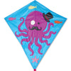 30 in. Diamond Kite - Dapper Octopus