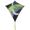 Borealis Diamond Kite - Neon Tronic Gradient