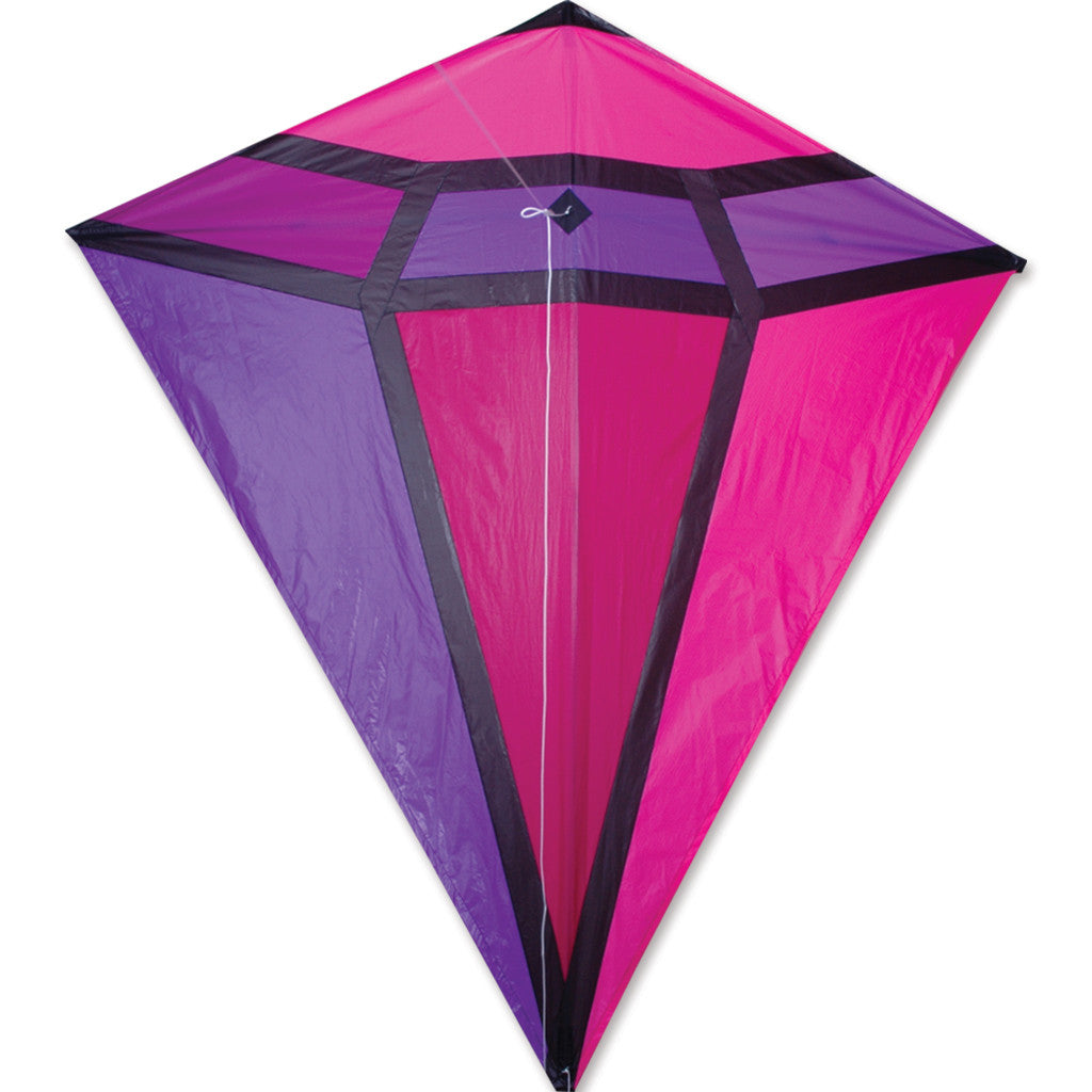 rhombus handle accessories fun outdoor kites new gift on arrive flying good with in toys kite and sport line from hobbies diamond for children item