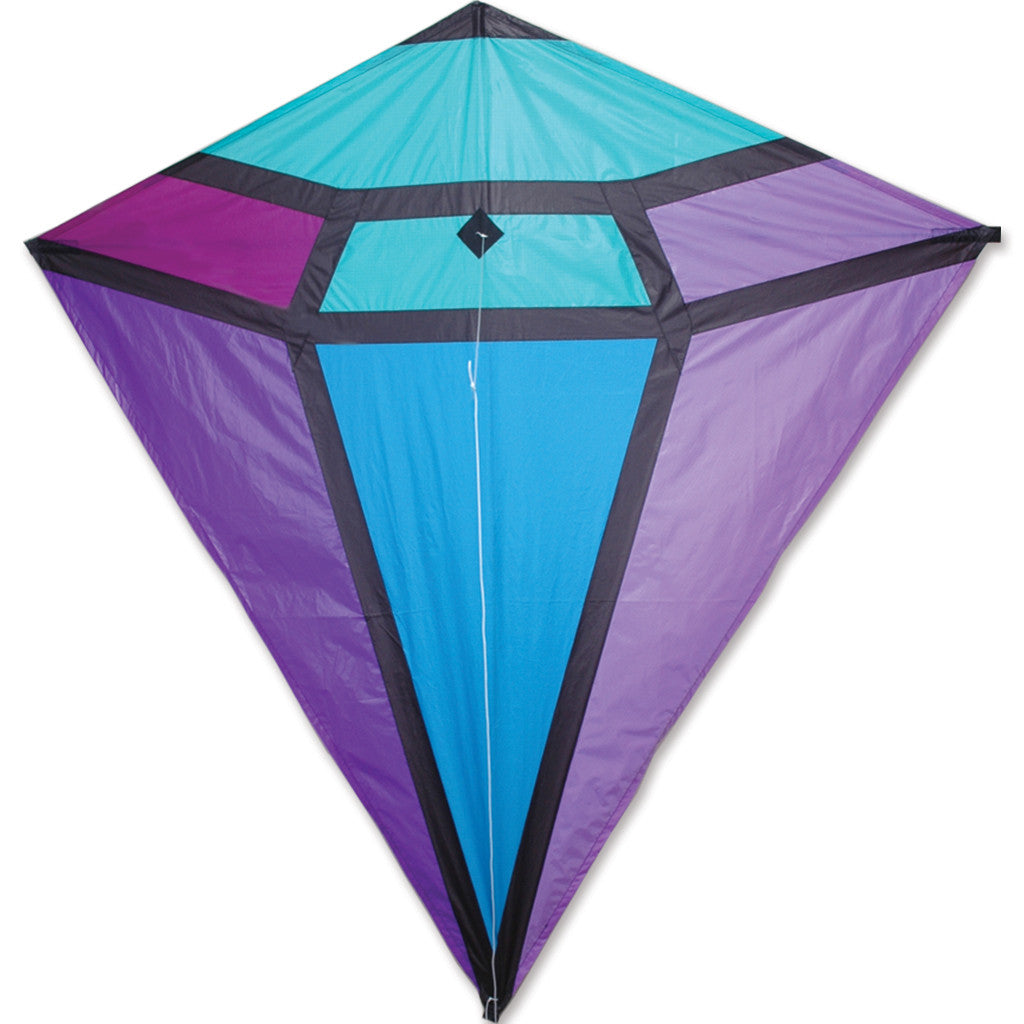 new on in handle line hobbies kites gift good outdoor flying and arrive accessories toys diamond kite item sport for with fun from children rhombus