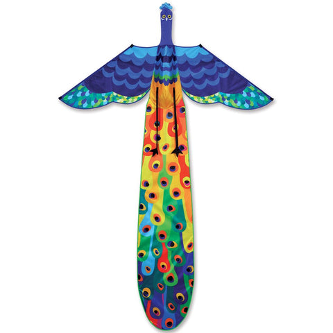 3-D Peacock Kite (Bold Innovations)