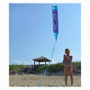 Crayon Kite - Blue