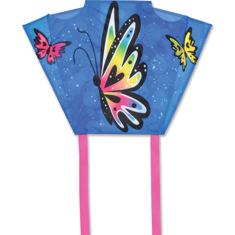 Mini Back Pack Sled Kites - Butterfly Sparkle (Set of Six Sleds)