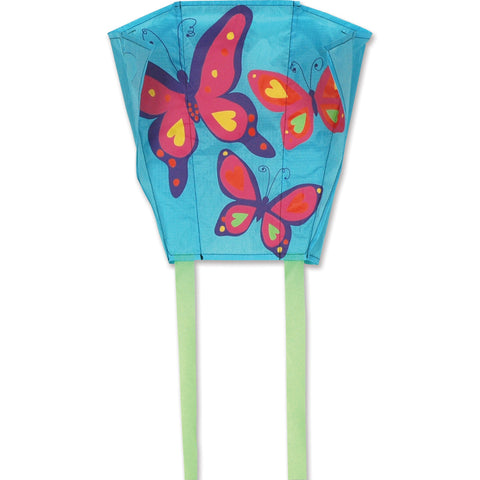Mini Back Pack Sled Kites - Butterflies (Set of Six Sleds)