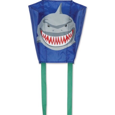 Mini Back Pack Sled Kites - Shark (Set of Six Sleds)