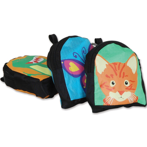Mini Back Pack Sled Kites - Kitty (Set of Six Sleds)
