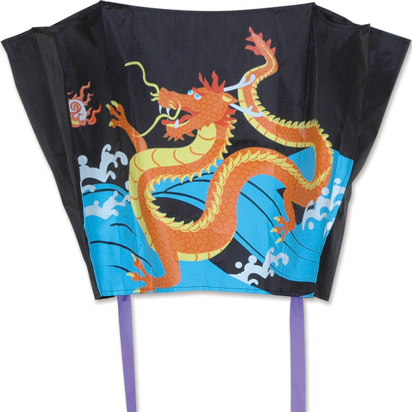 Big Back Pack Sled Kite - Dragon