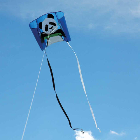 Big Back Pack Sled Kite - Panda