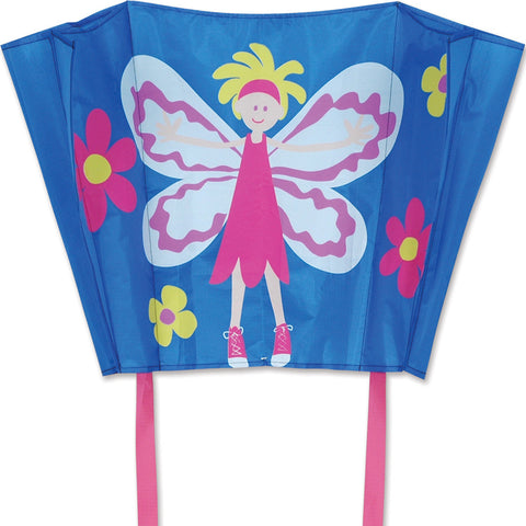 Big Back Pack Sled Kite - Fairy