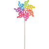 12 in. Pinwheel - Polka Dot (Set of 24)