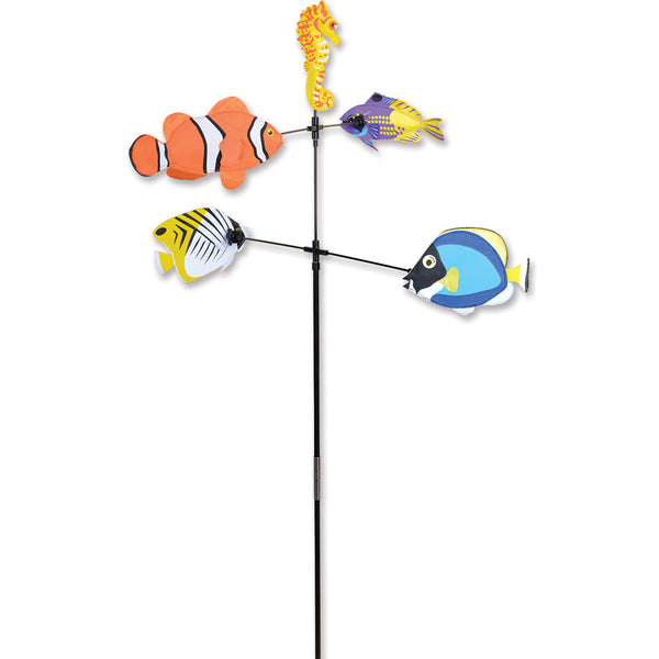 Carousel Spinner - Fish