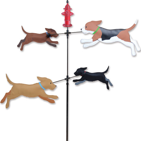 Carousel Spinner - Dogs