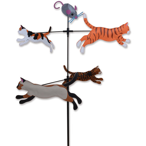 Carousel Spinner - Cats