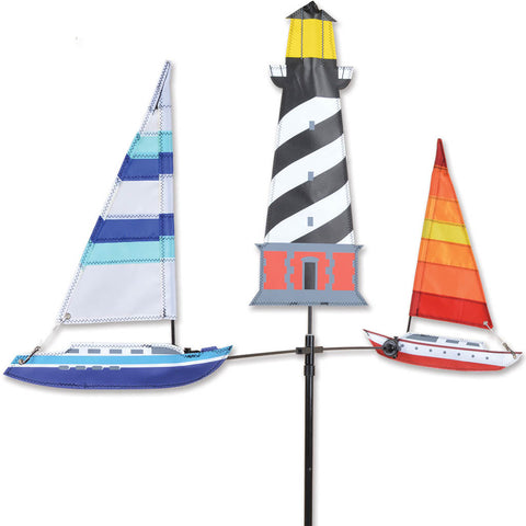 Carousel Spinner - Sailboat