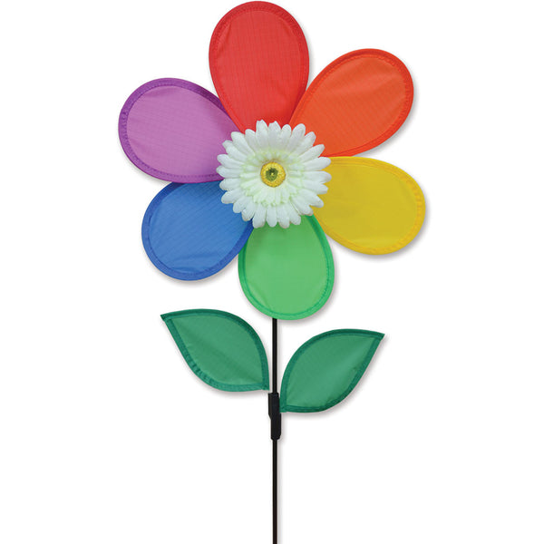 White Daisy Spinner (Bold Innovations)