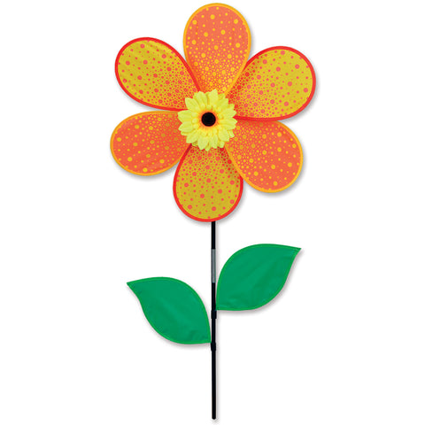 19 in. Autumn Sunflower Spinner (Bold Innovations)