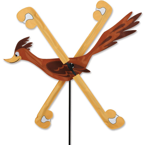 29 in. WhirliGig Spinner - Road Runner