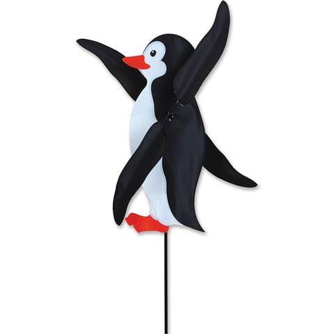 23 In.WhirliGig Spinner - Penguin