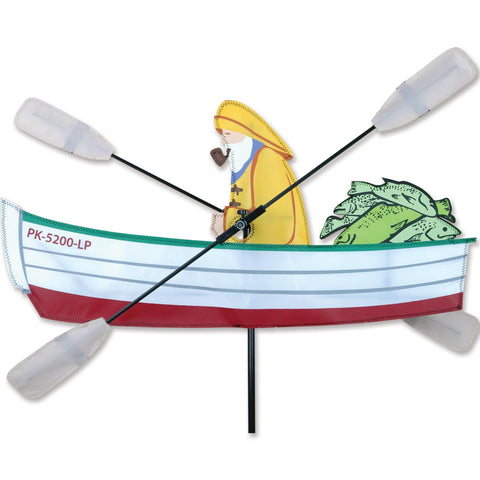 24 in. WhirliGig Spinner - Fisherman