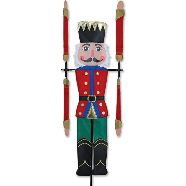29 in. WhirliGig Spinner - Nutcracker