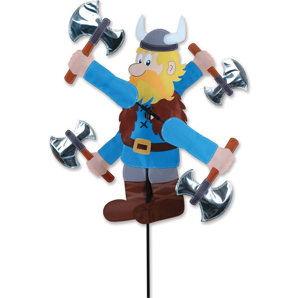 27 in. WhirliGig Spinner - Viking