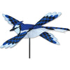 25 in. WhirliGig Spinner - Blue Jay
